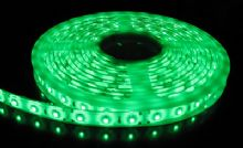 3528 SMD GREEN LED Strip Light 5 m Long (60 LED/M